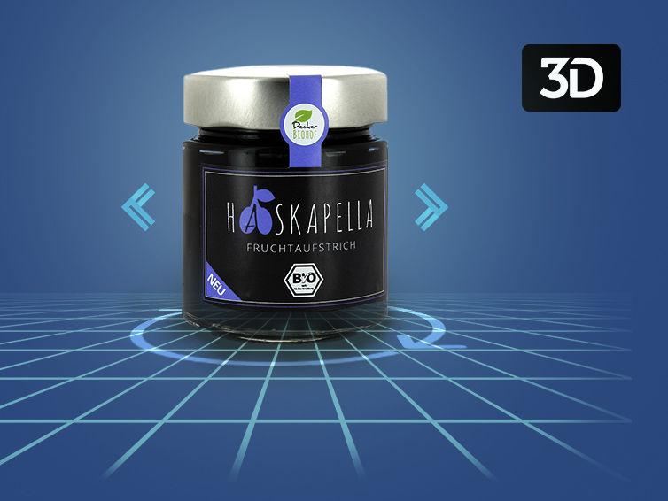 3D-Produktfotografie