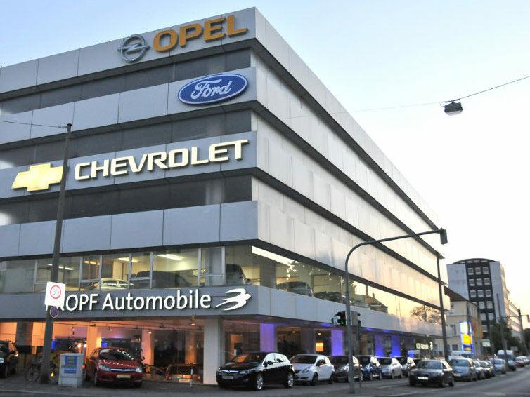 Garantieabwicklung Opel&GM