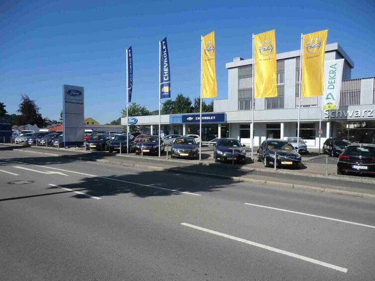 Garantieabwicklung Opel