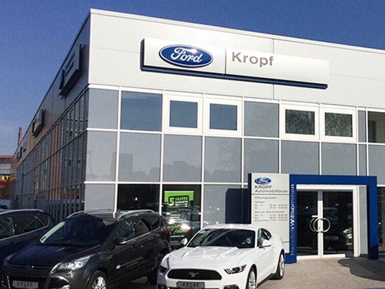 Garantieabwicklung Ford